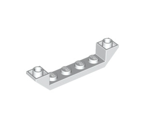 LEGO Slope 1 x 6 (45°) Double Inverted with Open Center (52501)