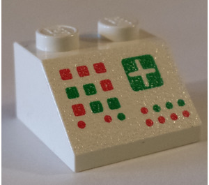 LEGO Slope 45° 2 x 2 with Computer Panel  (3039)