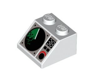 LEGO Slope 45° 2 x 2 with Sonar and Dial (3039 / 82024)