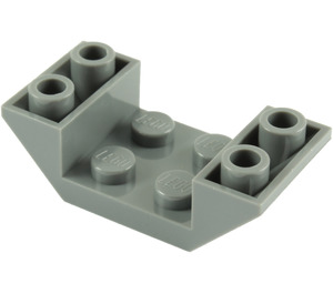 LEGO Slope 45° 4 x 2 Double Inverted with Open Center (4871)