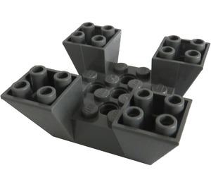 LEGO Slope 6 x 6 x 2 (65°) Inverted Quadruple (30373)