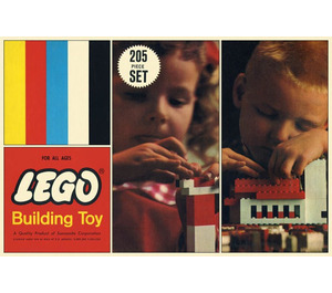 LEGO Small Basic Set 205-3
