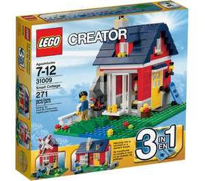 LEGO Small Cottage Set 31009 Packaging