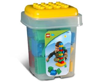 LEGO Small Quatro Bucket Set 5355