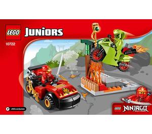 LEGO Snake Showdown Set 10722 Instructions