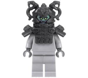 LEGO Snake Temple Guardian (Stone Statue) Minifigure