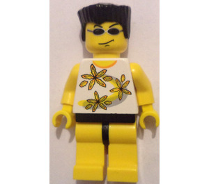 LEGO Snap Lockitt Minifigure