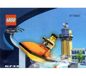 LEGO Snap's Cruiser Set 6733