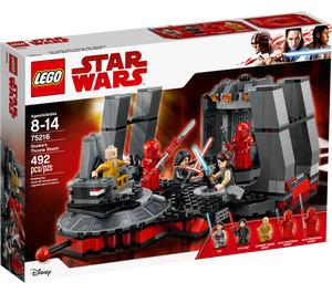 LEGO Snoke's Throne Room Set 75216 Packaging