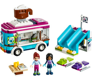 LEGO Snow Resort Hot Chocolate Van Set 41319