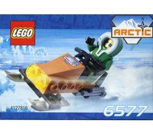 LEGO Snow Scooter Set 6577