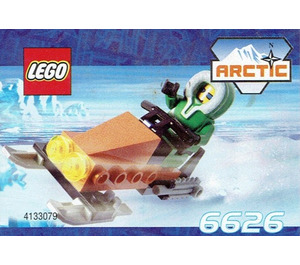 LEGO Snow Scooter Set 6626-2