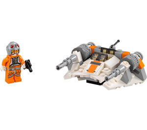 LEGO Snowspeeder Microfighter Set 75074