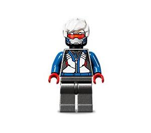 LEGO Soldier: 76 Minifigure