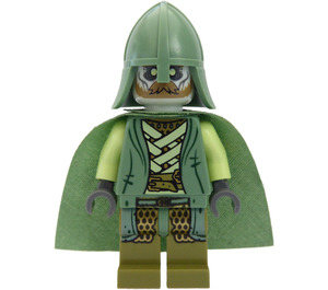 LEGO Soldier of the Dead with Mustache Minifigure