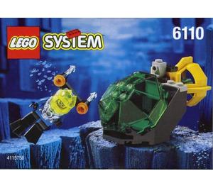 LEGO Solo Sub Set 6110