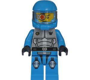 LEGO Solomon Blaze Minifigure