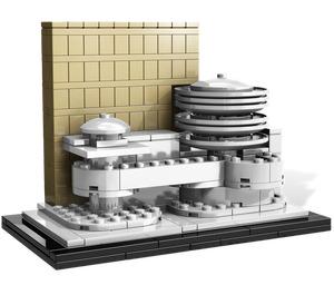 LEGO Solomon Guggenheim Museum Set 21004
