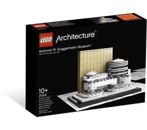LEGO Solomon Guggenheim Museum Set 21004 Packaging