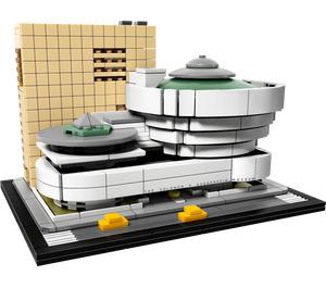 LEGO Solomon R. Guggenheim Museum Set 21035