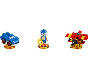 LEGO Sonic the Hedgehog Level Pack Set 71244