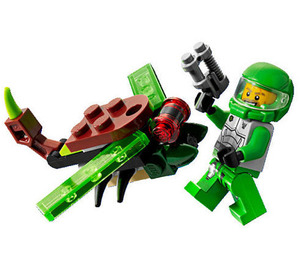 LEGO Space Insectoid Set 30231