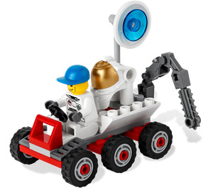 LEGO Space Moon Buggy Set 3365