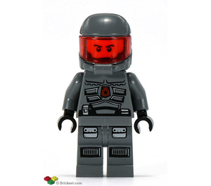 LEGO Space Police 3 Officer 15 Minifigure