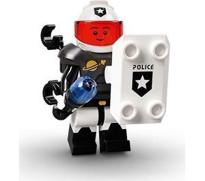 LEGO Raum Polizei Guy 71029-10