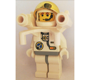 LEGO Space Port Astronaut Minifigure