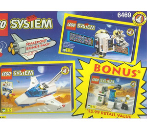LEGO Space Port Value Pack Set 6469