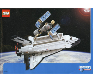 LEGO Space Shuttle Discovery-STS-31 Set 7470