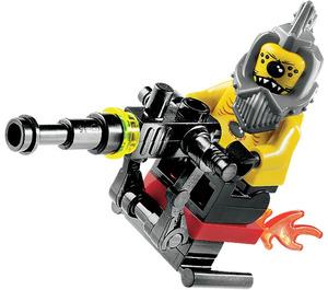 LEGO Space Speeder Set 8400