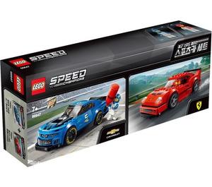 LEGO Speed Champions Bundle 2 in 1 Set 66647