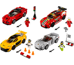LEGO Speed Champions Collection Set 5004550