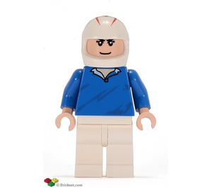 LEGO Speed Racer Minifigure