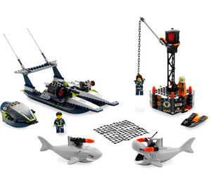LEGO Speedboat Rescue Set 8633