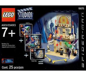LEGO Spider-Man Action Pack Set 10075
