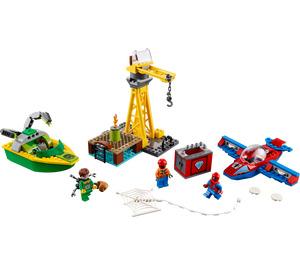 LEGO Spider-Man: Doc Ock Diamond Heist Set 76134