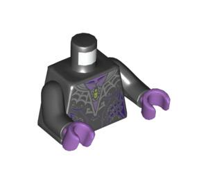 LEGO Spider Queen Minifig Torso (973 / 76382)