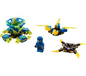 LEGO Spinjitzu Jay Set 70660