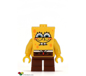 LEGO SpongeBob SquarePants (Smile with Squint) Minifigure