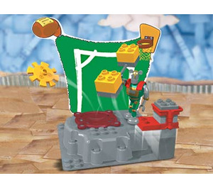 LEGO Sporty's Jumping Gym Set 7436