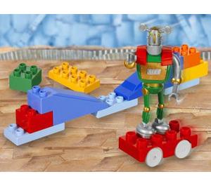 LEGO Sporty's Skate Park Set 7495