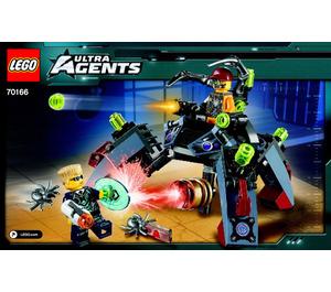 LEGO Spyclops Infiltration Set 70166 Instructions