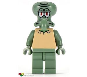 LEGO Squidward Minifigure