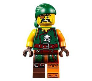 LEGO Squiffy Minifigure