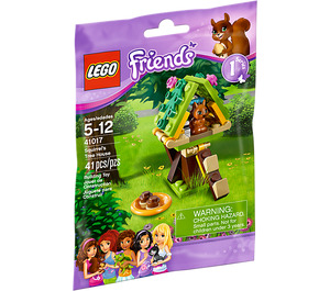 LEGO Squirrel's Tree House Set 41017 Packaging