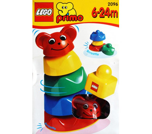 LEGO Stack-a-Mouse Set 2096