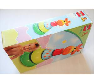 LEGO Stack & Learn Giraffe Set 5454 Packaging